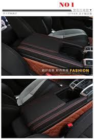 honda civic fc 2016 cover box arm rest leather