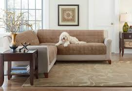 new ideas pet sofa cover and sure fit slipcovers deluxe armless furniture covers