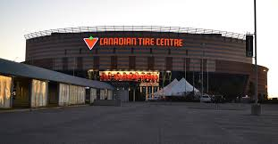 Fleetwood Mac Canadian Tire Centre Seating Chart Canadian Tire Centre Wikipedia