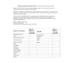 Expences Forms 46 Travel Expense Report Forms Templates Template Archive