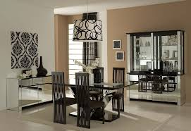 Bentwood Dining Table Contemporary Dining Room Lighting Ideas Brown Varnished Wooden
