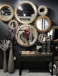 Steampunk Home Decor: steampunk interior design , steampunk decorating  ideas, steampunk bedroom #Steampunk