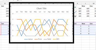 Best Excel Tutorial Bump Chart