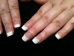 French Tip Nail Design Ideas Nail Designs Smart White French Nail Art French Manicure
