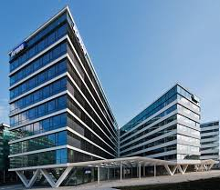 office building facades. gallery of k4 office building 3h architecture 1 facades
