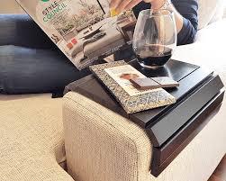 slinky sofa tables uk within armchair tray table decor 19