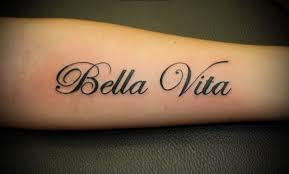 шрифты Tattoo World