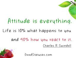 Bad Attitude Quotes New Attitude Status Facebook Statuses Quotes Messages And Sayings