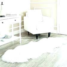 idea faux fur rug ikea or fur rug white fur rug rug rug for home decorating