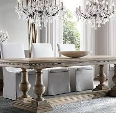 dining room restoration hardware dining room table 35 delightful 19th c rococo iron clear