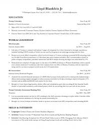 bank sample resume investment banker job description template templates insidement