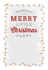 Free Templates Invitations Printable Christmas Party Invitations Templates Free Printables
