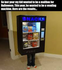 Vending Machine Meme Inspiration Kid Wants To Be A Vending Machine For Halloween WeKnowMemes
