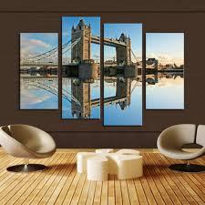 Living Room Wall Art And Decor Online Get Cheap London Canvas Prints Aliexpresscom Alibaba Group