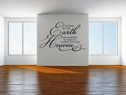 nothing on this earth 30w x 19t scripture vinyl wall art bible wall quotes christian quotes christian wall art religious quotes vinyl decals  on christian wall art decals with 53 best love it images on pinterest bedrooms art quotes and