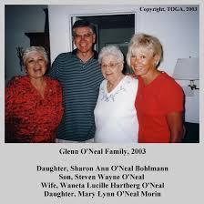 Harley R. O'Neal Biography Page
