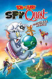 Tom and Jerry: Spy Quest   Full Movie