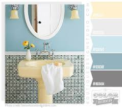 bathroom colors yellow. Blue And Yellow Color Scheme Bathroom Colors I