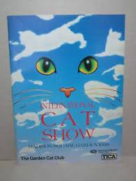 new york 1988 cat fancy program