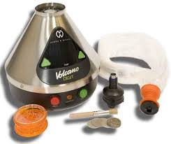 can you vape hash in a volcano