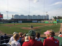 Cooley Law School Stadium Section H Row 13 Seat 11