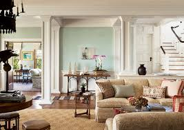 ... An ease of style in this room designed by Alexa Hampton