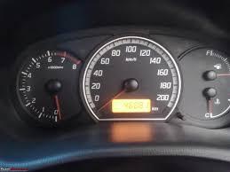 Speedometer Not Lighting Up Instrument Cluster Failure Team Bhp