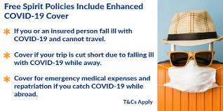 Claims admissibility will be ascertained strictly as per policy terms and conditions subject to those. Free Spirit Travel Insurance For Any Age Or Medical Condition