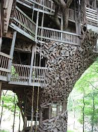 16 Best Superlatives  USA Images On Pinterest  Worlds Largest Largest Treehouse In America