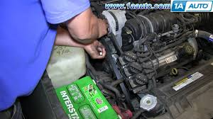 2002 pontiac bonneville serpentine belt diagram vehiclepad how to replace install engine serpentine belt 1996 99 buick