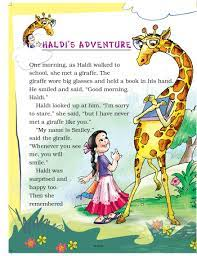 For esl (english as a second language) students. Ncert Book Class 2 English Marigold Chapter 1 First Day At School Aglasem Schools