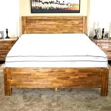 Bed Frame Slats Queen Bed Queen Bed Frame No Slats Diy Queen Bed ...