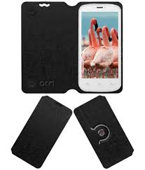 Celkon Signature HD A119 Flip Cover by ...