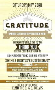 Invitation Wording For Dinner Client Appreciation Invitation Wording Examples Customer