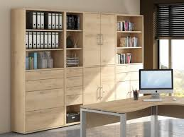 home office storage furniture. View Larger Gallery Maja, Harmony, Modern Office Storage Cabinets In Natural Beech Finish Home Furniture L
