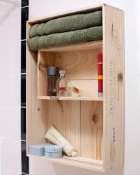 9 Smart DIY Bathroom Storage Pieces Shelterness
