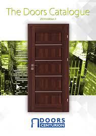 Centurion-R The Doors Catalogue 2014 1st Edition EN by Centurion drzwi -  issuu