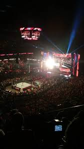 Smoothie King Center Section 304 Row 8 Seat 2 Wwe Raw