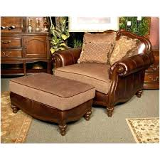 annaldo leather swivel chair ottoman 2 pc set leather chair and a half with ottoman leather annaldo leather swivel chair