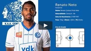 Renato Neto - Highlights - 2014/15 - KAA Gent* on Vimeo