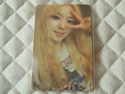 Ver Irene Red Velvet 1st Mini Album Ice Cream Cake Photocard K Pop