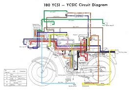 1968 yamaha ycs1c my gauge is not the ycs one so i am working on figuring out the wiring for that it has far less wires than the stock gauge does