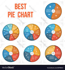 Pie Chart Infographic 2 3 4 5 6 7 8 Positions