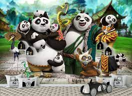 Wallpaper & Wall Murals - Kung Fu Panda ...