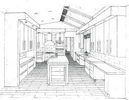 Kitchen Design Ideas Sketch