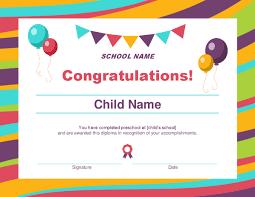 Congratulation Certificate Certificates Office Com