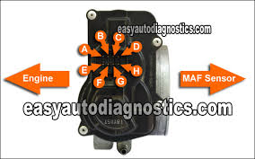 part 1 p0120 tp sensor 1 circuit malfunction (with electronic Wiring Diagram Avalanche 2007 circuit descriptions of the electronic throttle body connector 2007 chevrolet avalanche wiring diagram