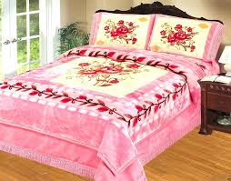 blanket bed sheet set king double sets queen