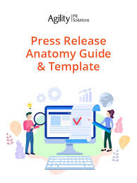 Templates For Press Releases How To Write A Press Release For Any Occasion With