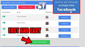 how to invite all friends to like facebook page in one 2018 alog